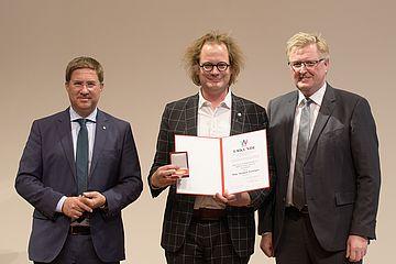 Kulturmedaille Norbert Trawöger