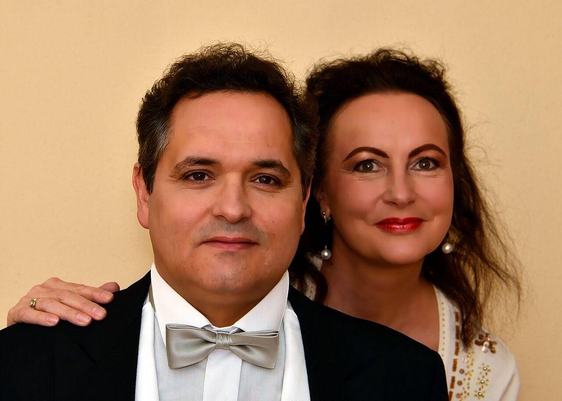 Judith Graf und Michale Nowak