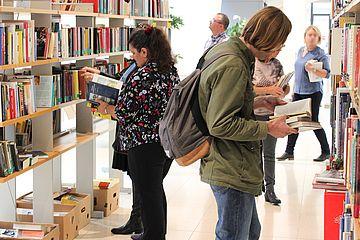 Stadtbücherei Österreich liest