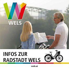 Infos zur Radstadt Wels