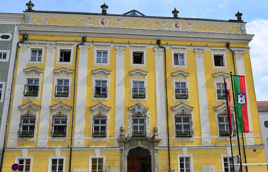 Rathaus von außen