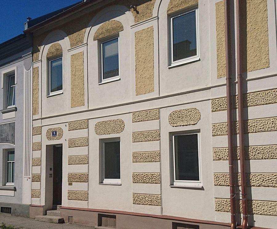 Ansicht Stadthaus Brennereistraße 15