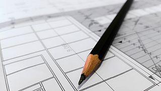 Bild eines Plans