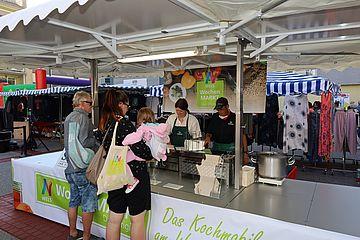 Wochenmarkt Kochmobil