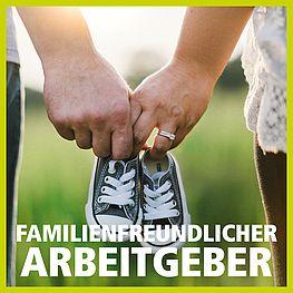 Familienfreundlicher Arbeitgeber