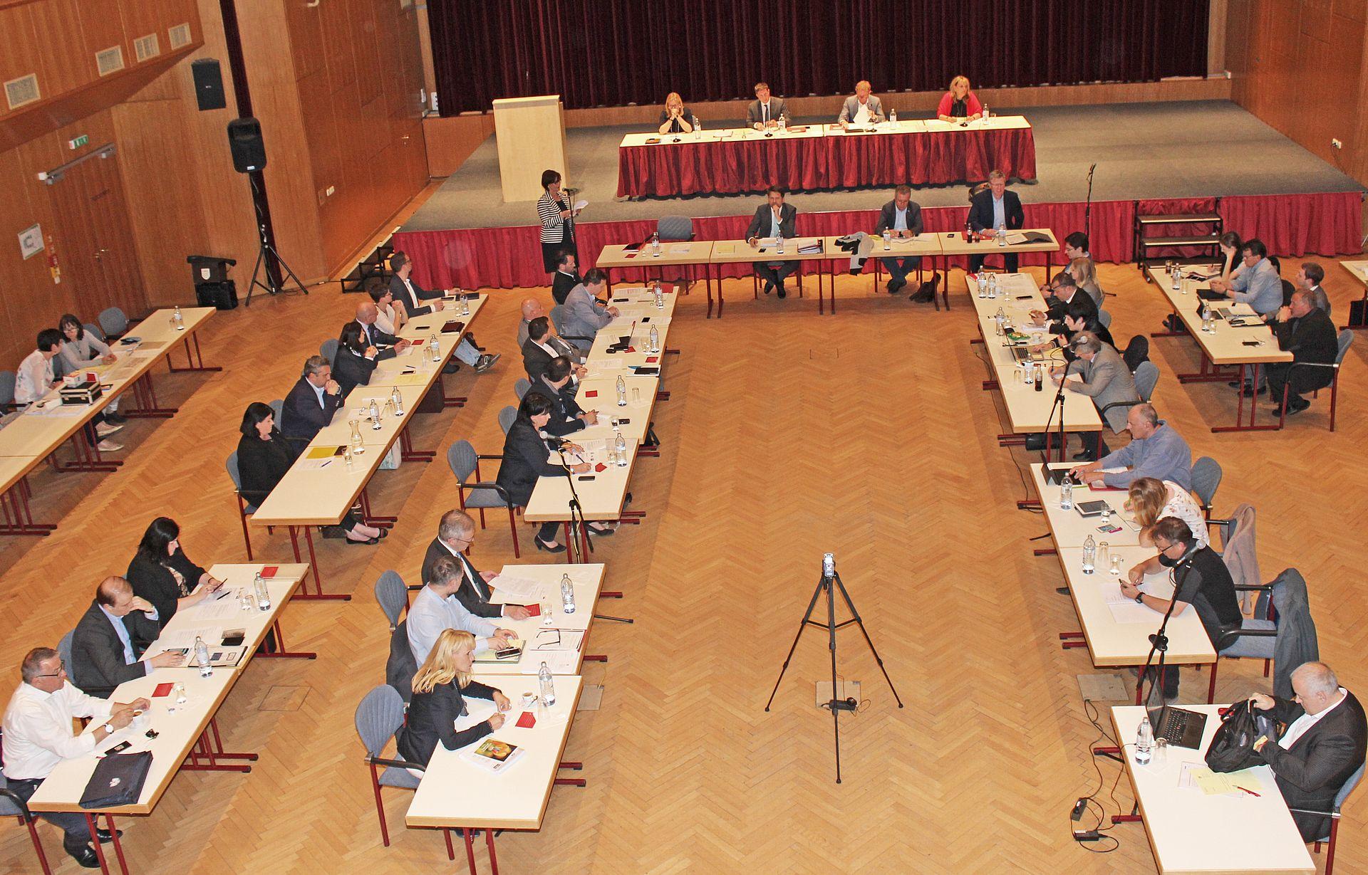 Gemeinderat der Stadt Wels