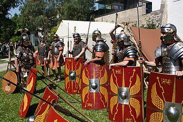 Legionäre Römerfest