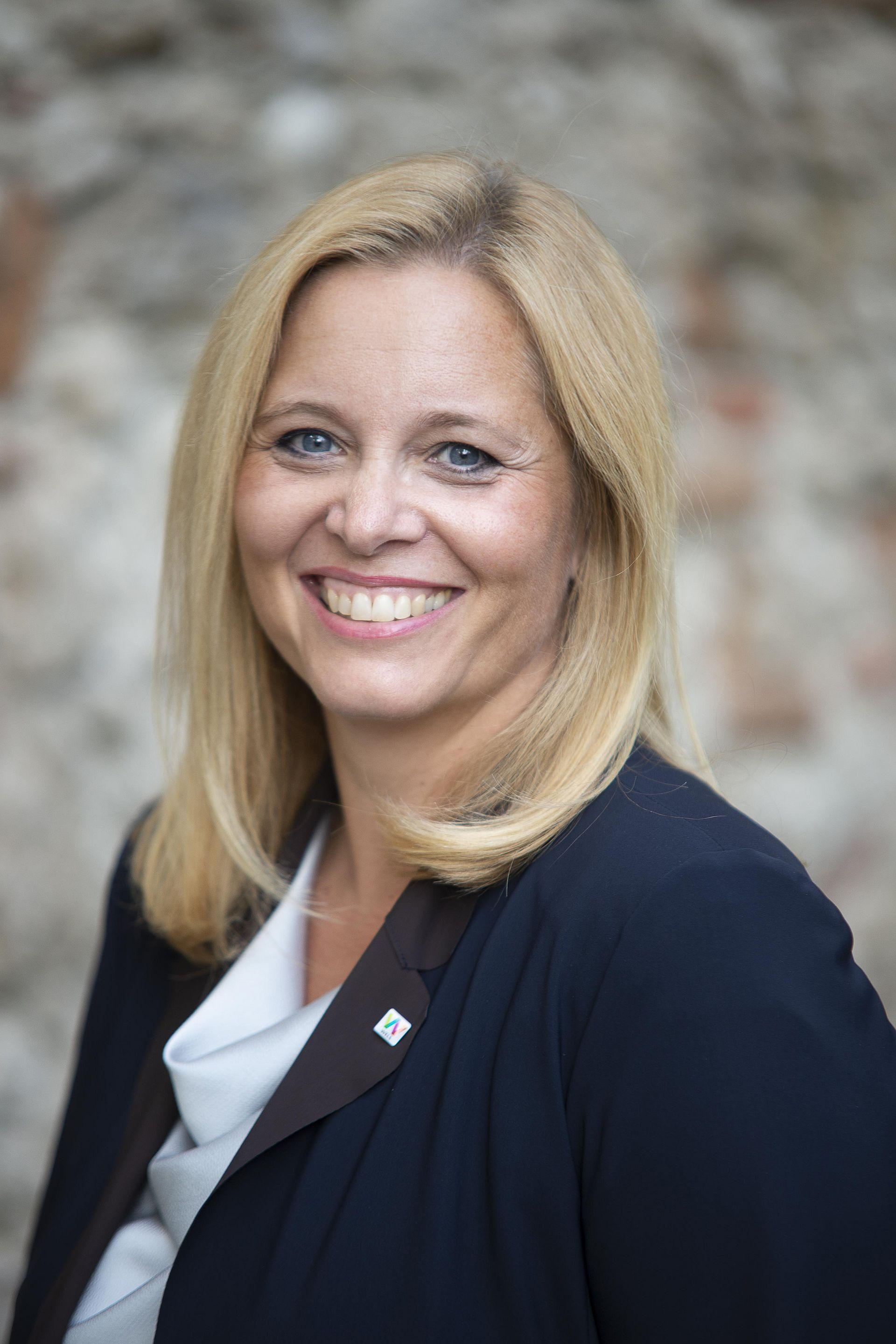 Vizebürgermeisterin Christa Raggl-Mühlberger