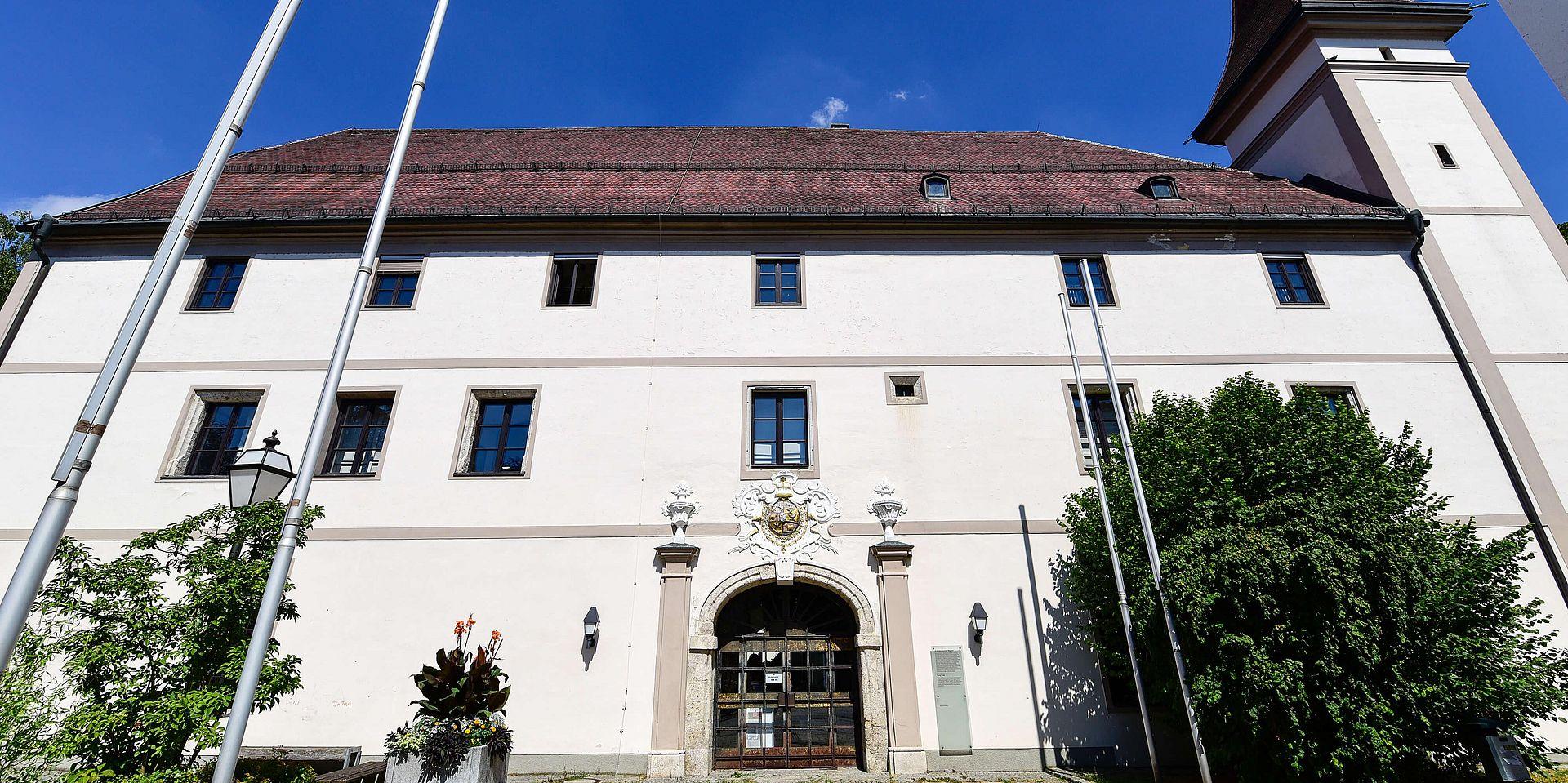 Burg der Stadt Wels
