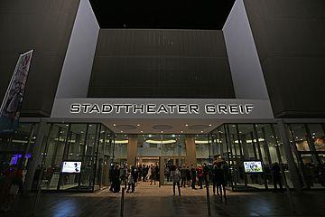 Eröffnung Stadttheater