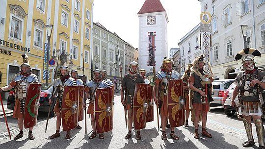 Römer am Stadtplatz
