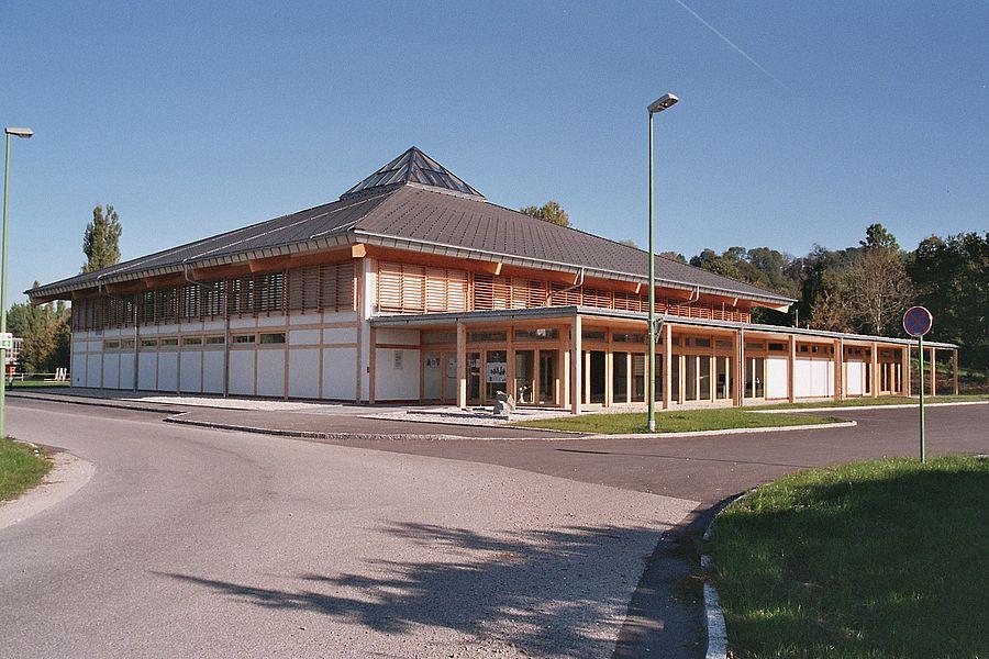 Budokan - Gebäude von außen