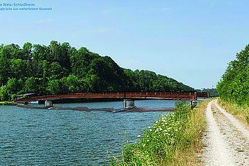 Entwurf Traunbrücke Wels Schleißheim