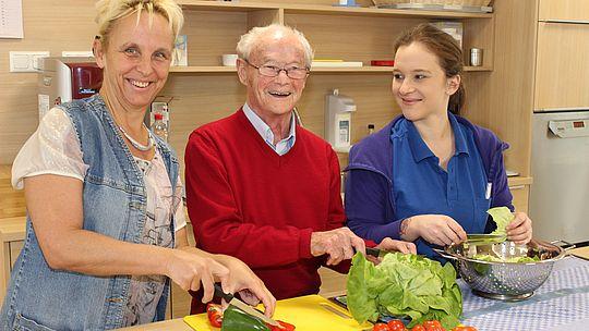 Haus Leopold Spitzer - Senioren Kochen