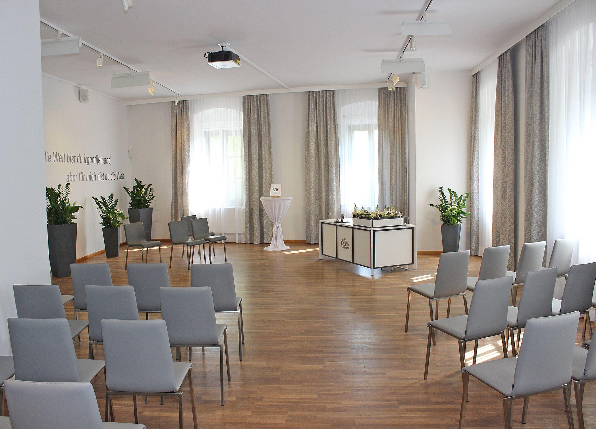 Neuer Trauungssaal