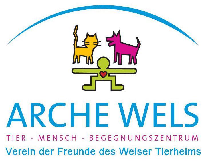 altes Logo von der Arche Wels
