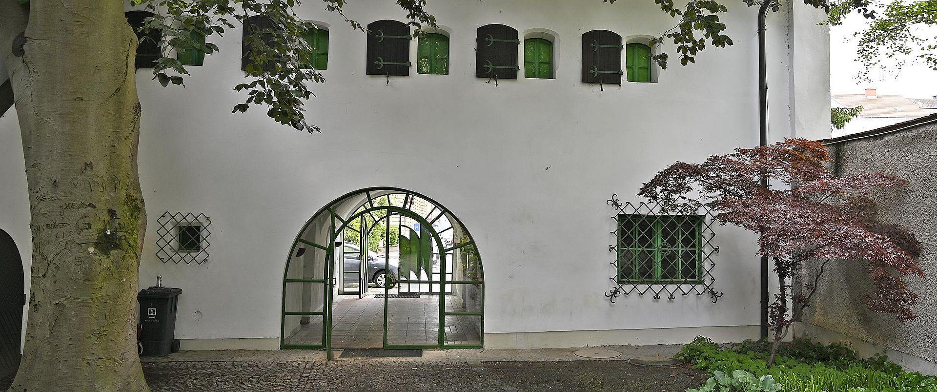 Kornspeicher Garten
