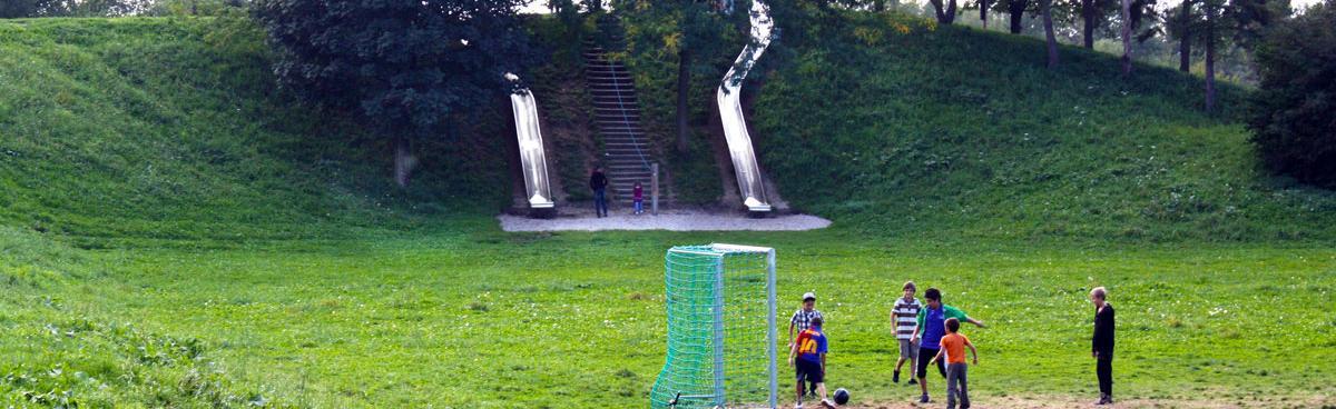Freizeitanlage Wimpassing Spielplatz