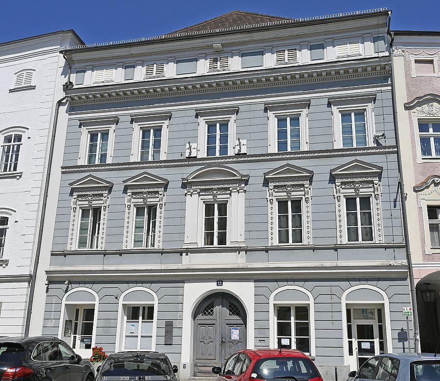 Amtsgebäude Stadtplatz 55 von außen