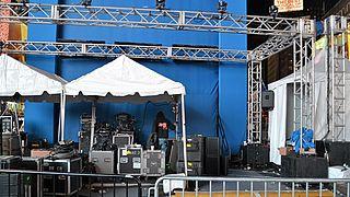 Backstage - Veranstaltungstechnik