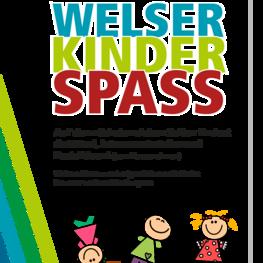 Welser Kinder Spaß - Amtsblatt Beilage - April 2020