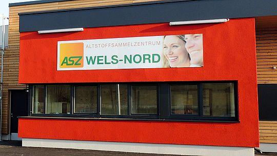 Altstoffsammelzentrum - Wels Nord