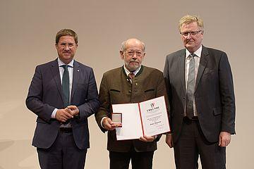 Kulturmedaille Rainer Ruprecht