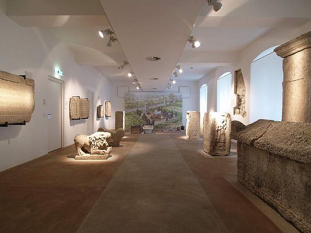 Römerausstellung - Minoriten