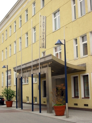 Stadttheater - alt
