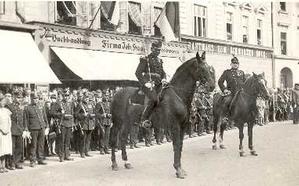 Bürgergarde 1930