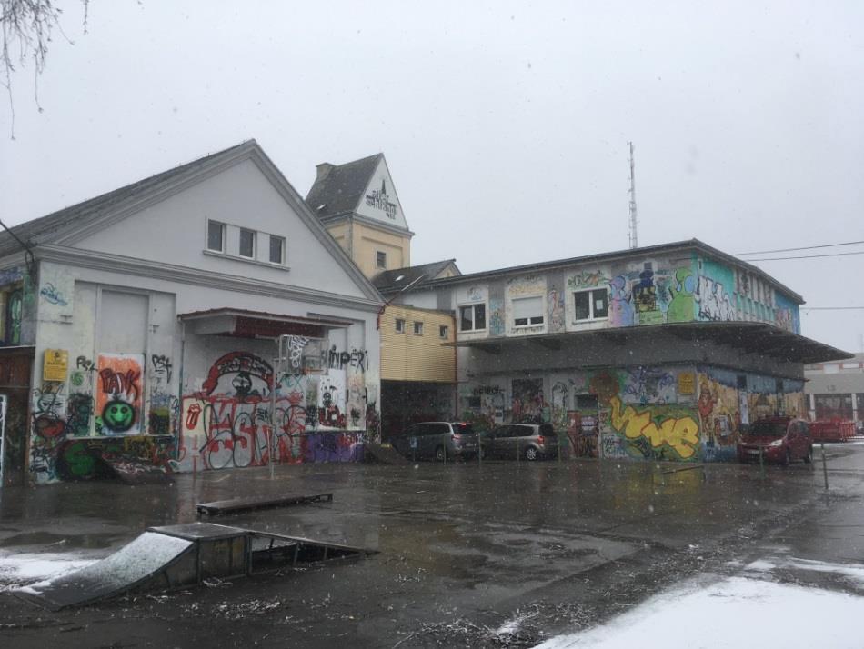 Lokalbahnhof (Schlachthof)