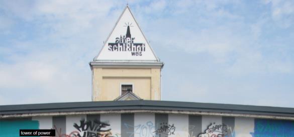 Lokalbahnhof früher